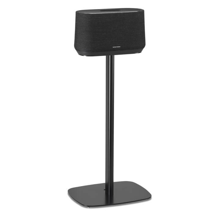 SOUNDXTRA Support sur pieds Floor Stand (Harman Kardon Citation 300, Noir)