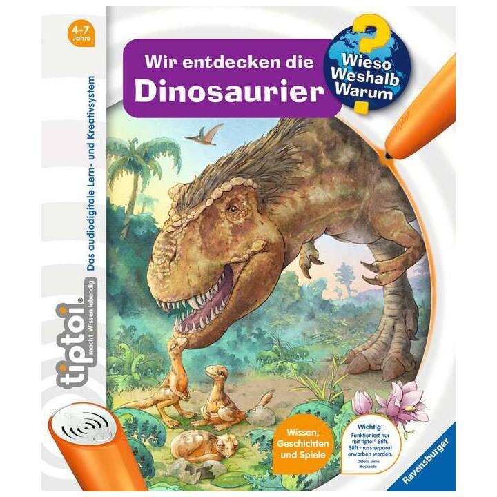 RAVENSBURGER Wieso? Weshalb? Warum? - Wir entdecken die Dinosaurier Manuale (DE)