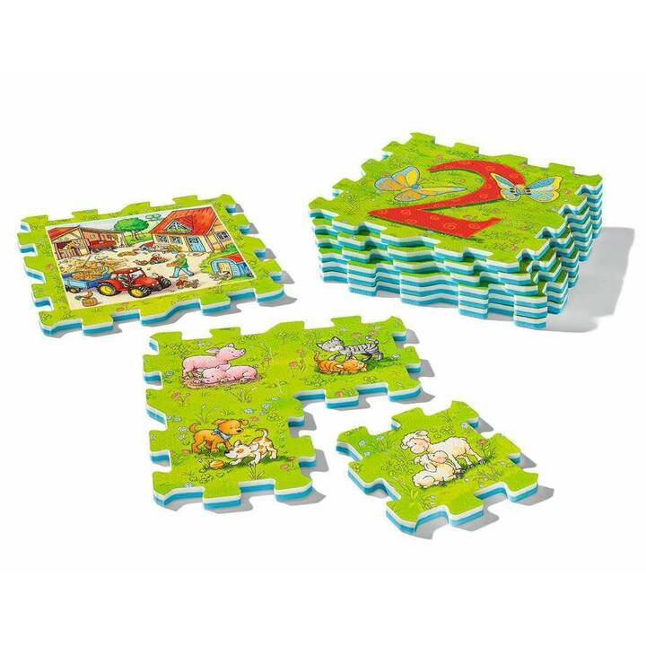 RAVENSBURGER My first puzzle (17 pièce, Puzzle 2D)