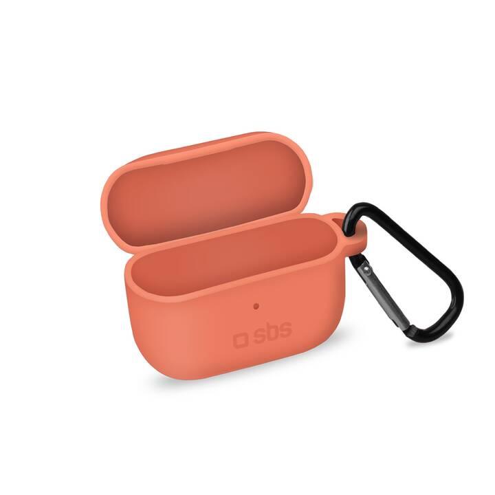 SBS Etui Apple Airpods Pro Sac (Coral)