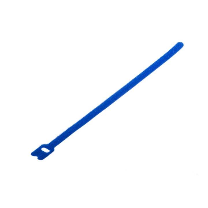 FASTECH Fascetta in velcro E7-2 Cinturino Blu 200 mm x 7 mm