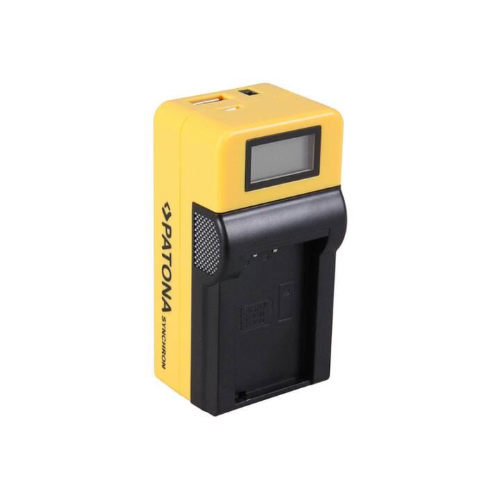PATONA Synchron Charger für Nikon ENEL20