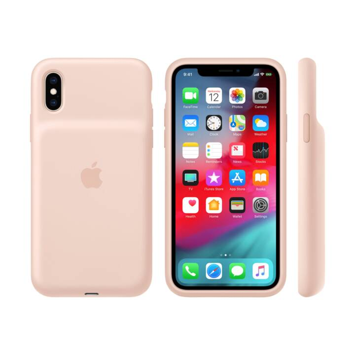 """APPLE Backcover Power (5.8 """", Pink)"""