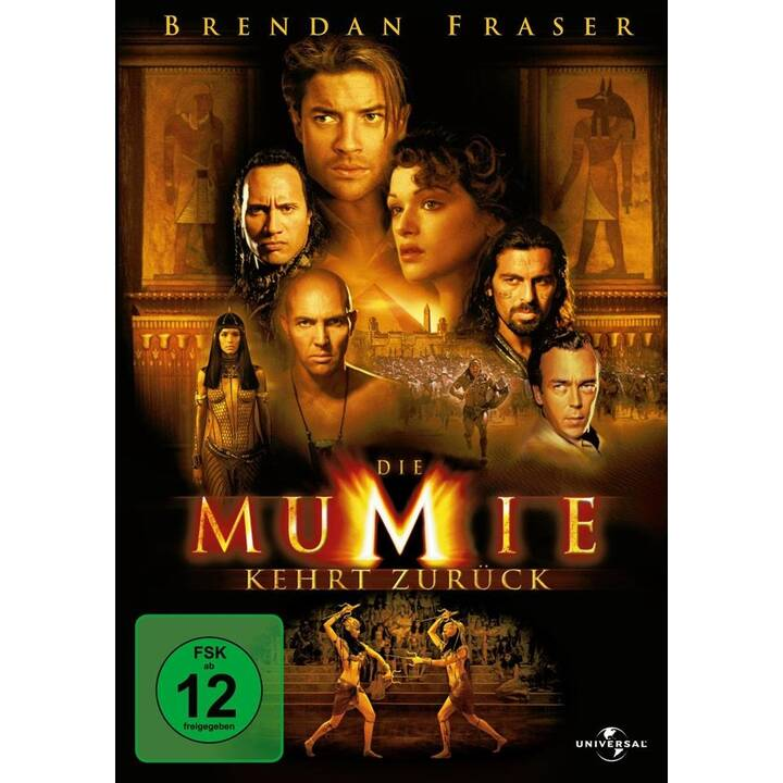 Die Mumie 2 (DE, EN)