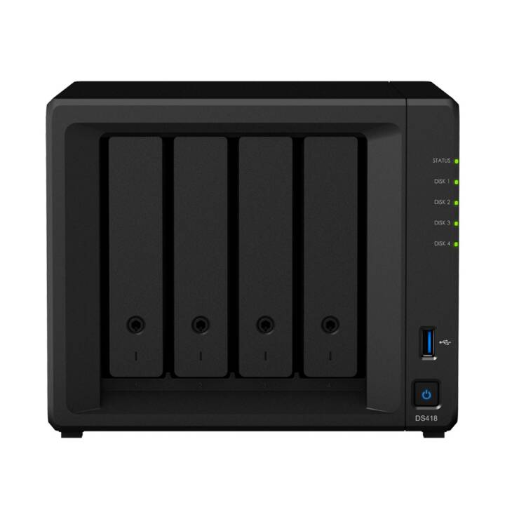 SYNOLOGY DS418 4 baies Seagate IronWolf