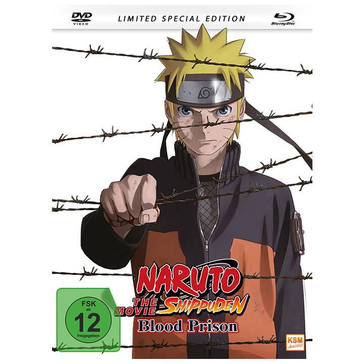 Naruto Shippuden - Blood Prison (JA, DE)