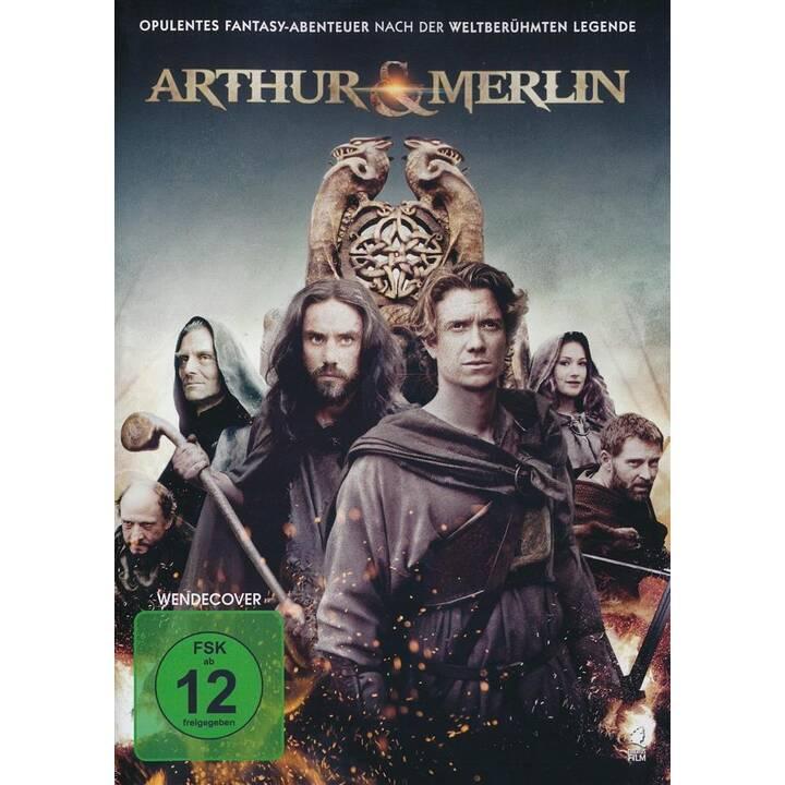 Arthur & Merlin (DE, EN)