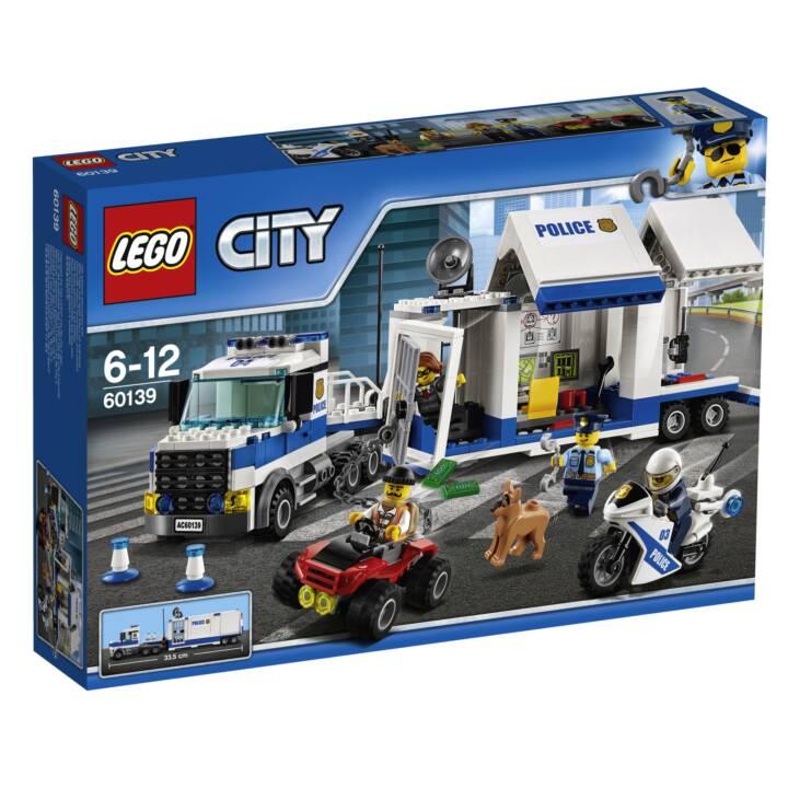 LEGO City Mobile Einsatzzentrale (60139)
