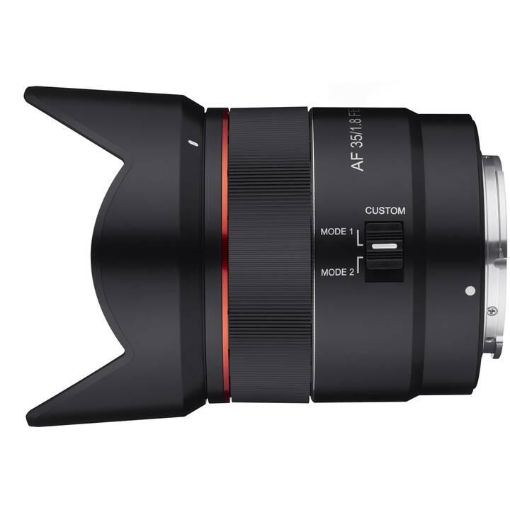 SamYang AF 35mm f / 1.8