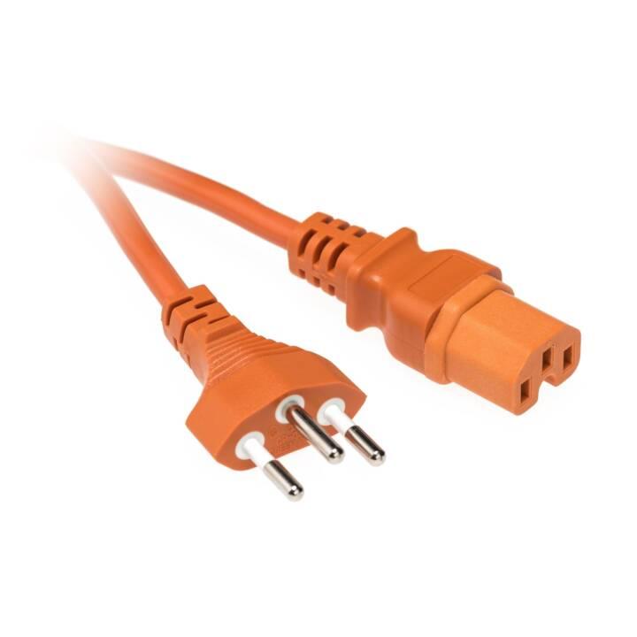 Câble d'alimentation DIGGELMANN 2 m C15-T12