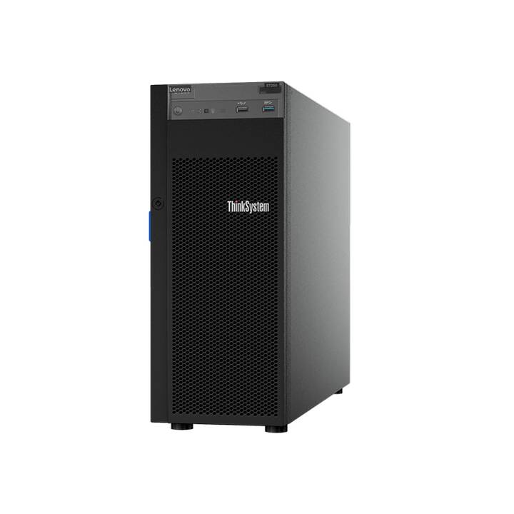 LENOVO ThinkSystem ST250 (Intel Xeon E-2186G, 16 GB, 0 GB HDD)
