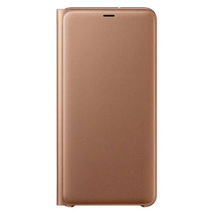 SAMSUNG Wallet Cover EF-WA750 Galaxy A7 Gold