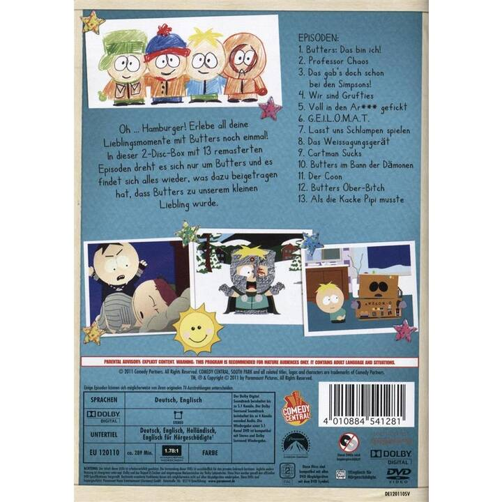 South Park - Butters kleine Box (EN, DE)