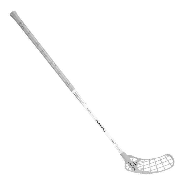 UNIHOC Crosses de unihockey Iconic Superskin Regular 24 (104 cm, À gauche)