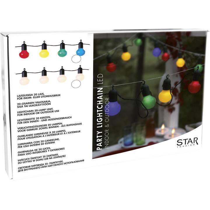 STAR TRADING Guirlande lumineuse LED Hooky (5.7 m)