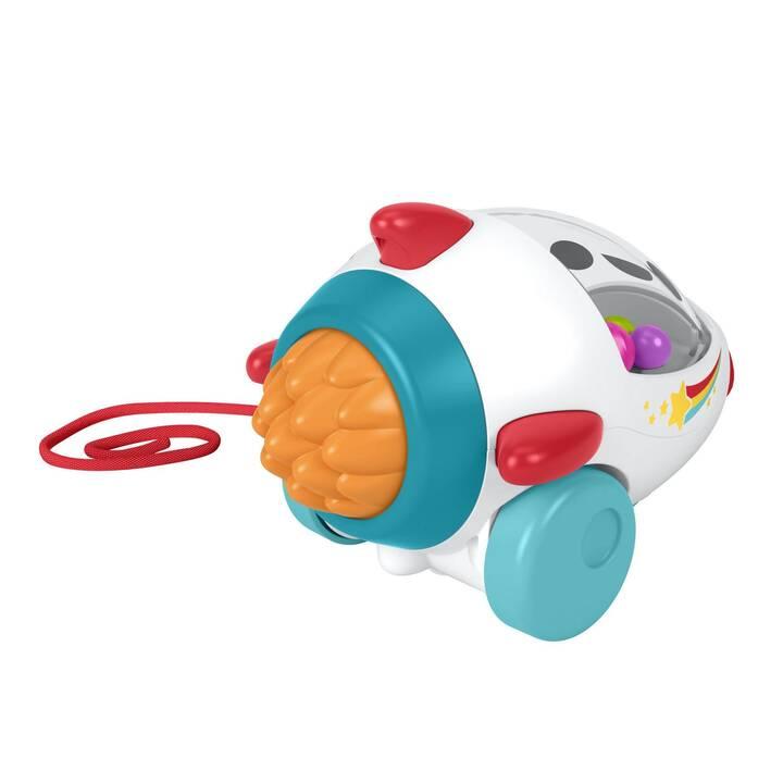FISHER-PRICE Giocattoli da tirare Rolling Rocket