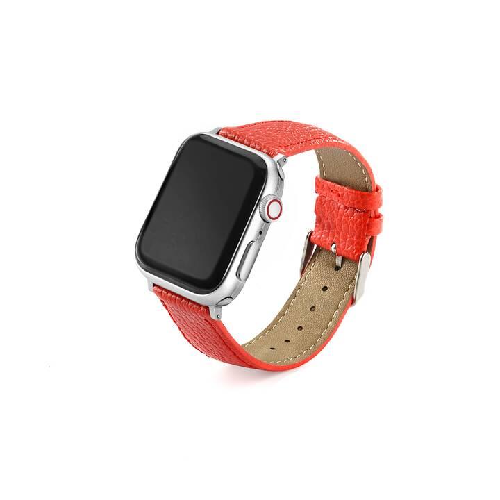 EG MTT cinturino per Apple Watch 42 mm / 44 mm - rosso arancio