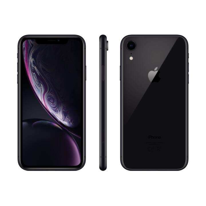 "APPLE iPhone XR (6.1"", 128 GB, 12 MP, Schwarz)"