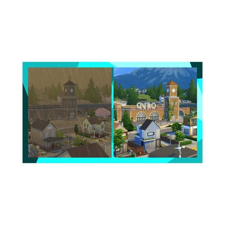 Die Sims 4: Nachhaltig leben (DE, FR, IT, EN)