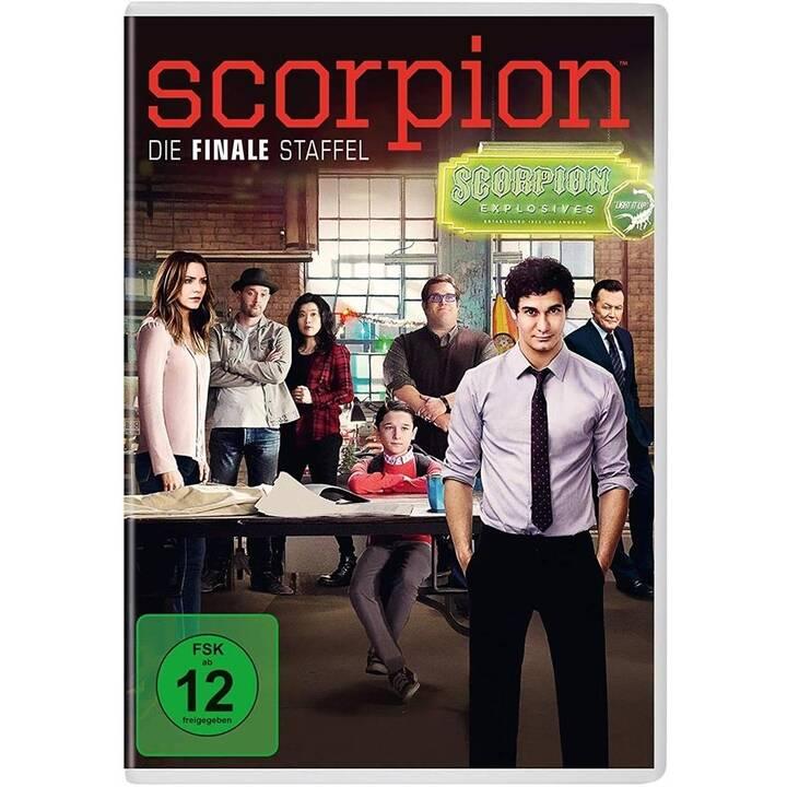 Scorpion Stagione 4 (DE, EN, FR)