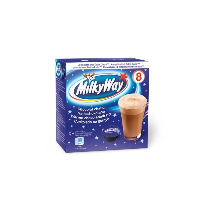 MARS INCORPORATED Kaffeekapseln Milky Way (8 Stück)