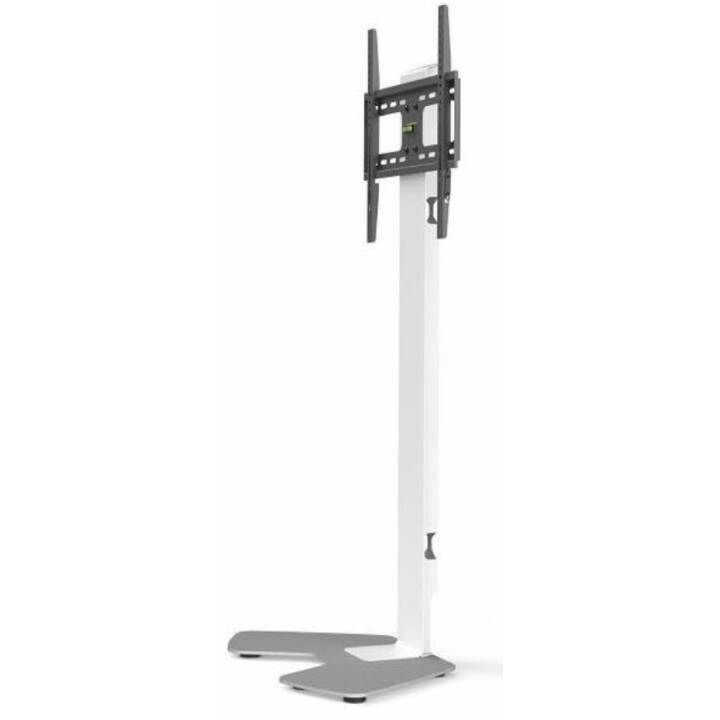 """EXELIUM Montaggio TV X-Flat Hyden 33"""" - 55"""" White (Pavimento)"""