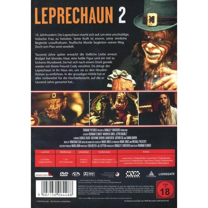 Leprechaun 2 (DE, EN)