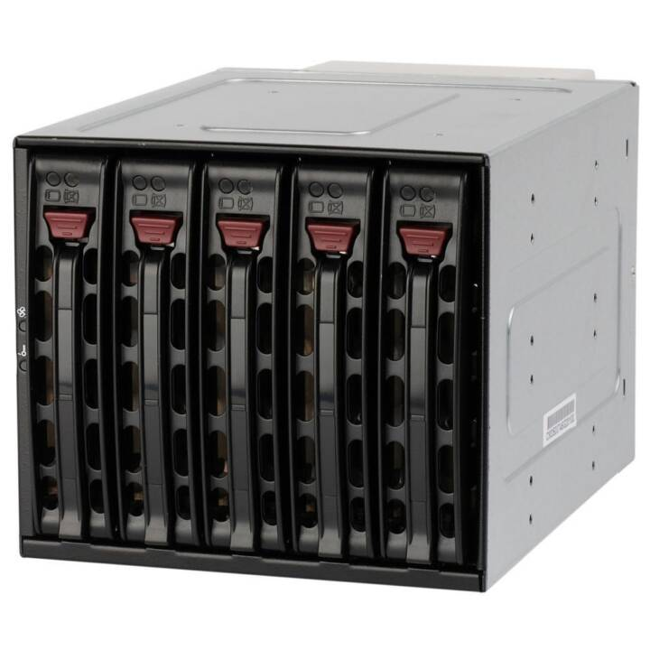 SUPERMICRO SATA Mobile Rack SUPERMICRO SATA