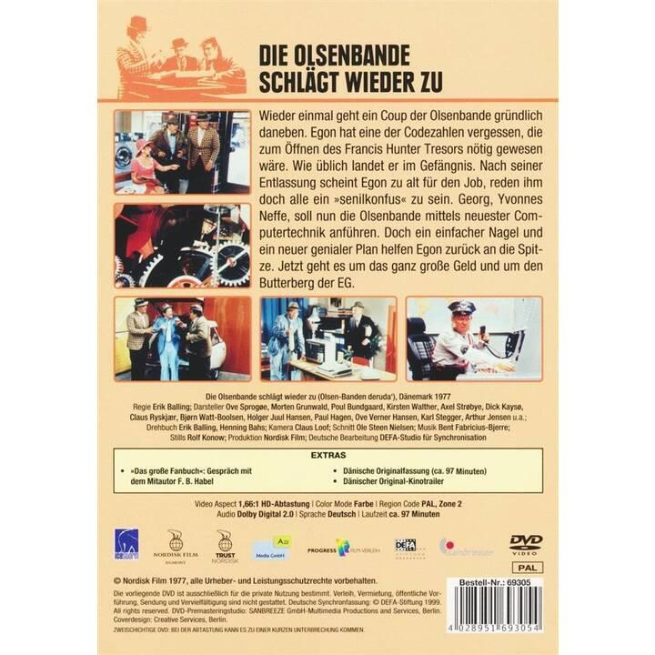 Die Olsenbande 09 - Die Olsenbande schlägt wieder zu (DE, DA)