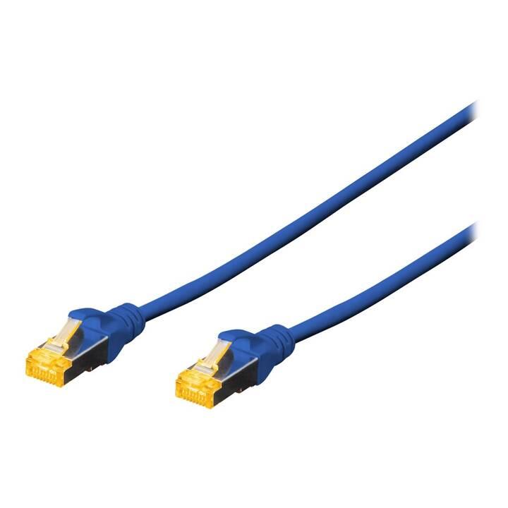 ASSMANN Professional Câble réseau (RJ-45, 0.25 m)