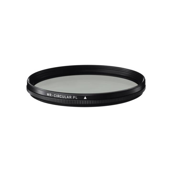 Filtre à polarisation circulaire SIGMA WR, 62 mm