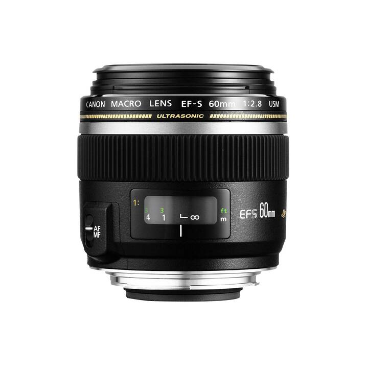 CANON EF-S 60 mm f/2,8