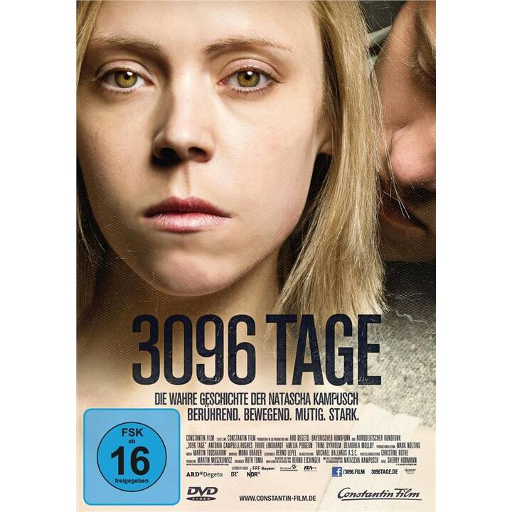 3096 Tage - Natascha Kampusch (DE, EN)