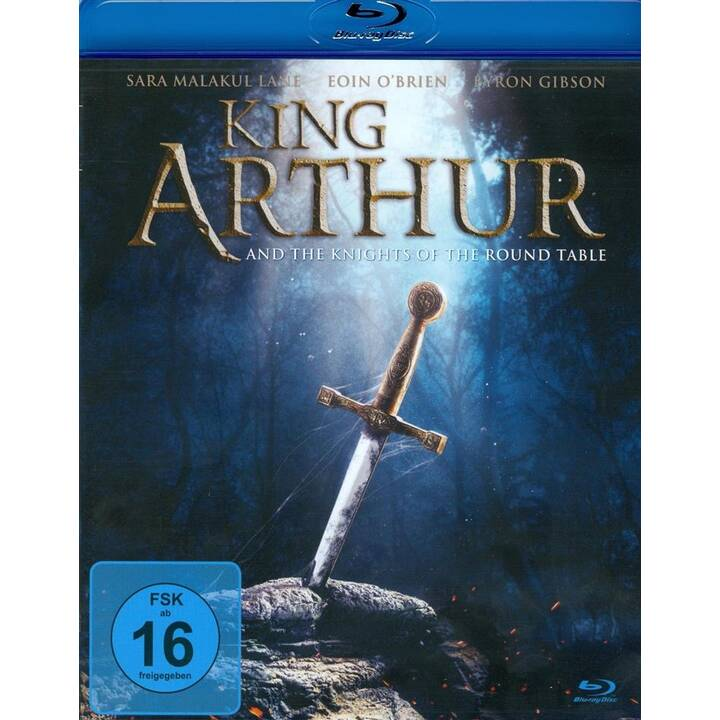 King Arthur and the Knights of the round Table (DE, EN)