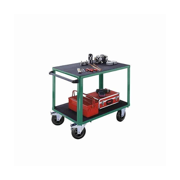 EUROKRAFT Carelli da transporto Premium (500 kg)