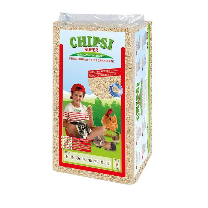 CHIPSI Super Lettiera (Roditori, Uccelli, 24 kg)