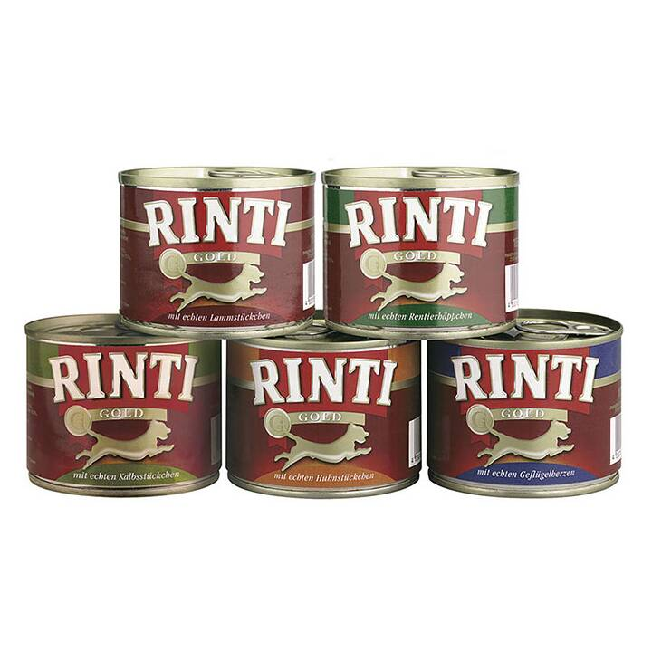 RINTI Gold Alimentation humide (Adulte)