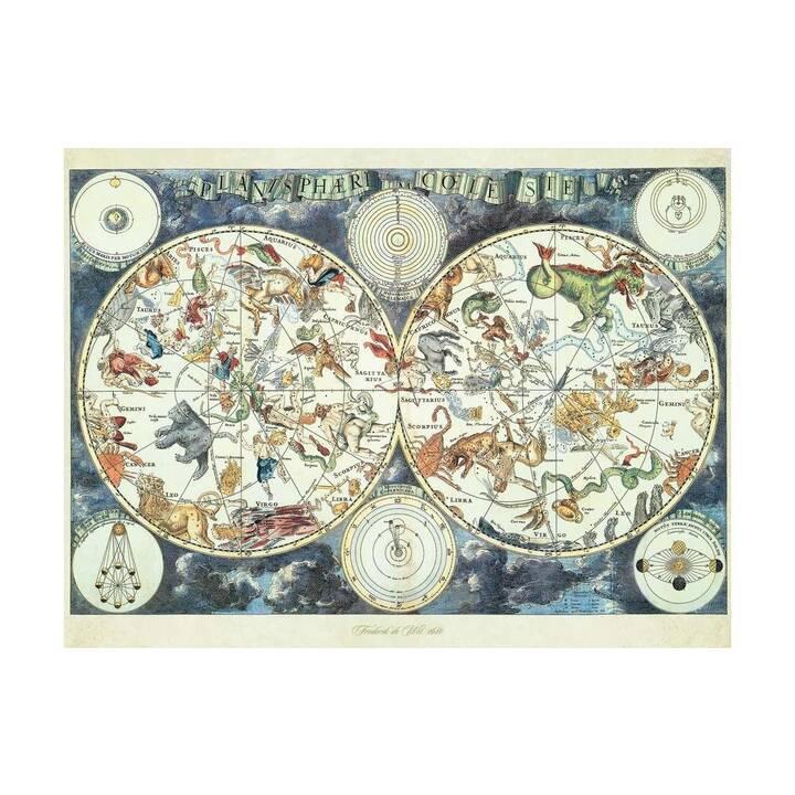 RAVENSBURGER 16003 (1 x 1500 Stk, Puzzle 2D)