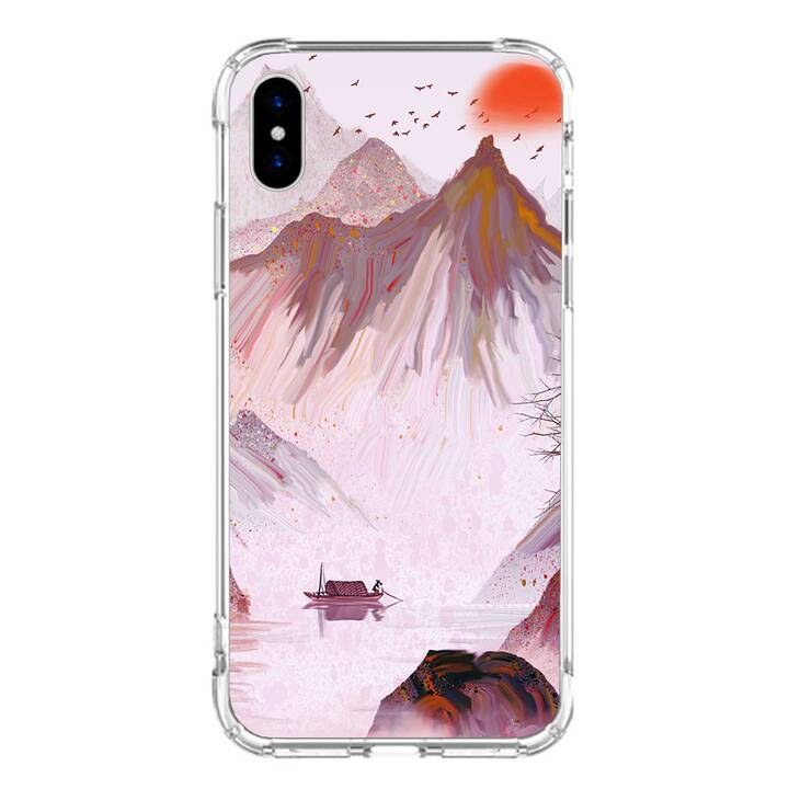 "EG MTT custodia per iPhone XS 5.8"" 2018 - dipinto"