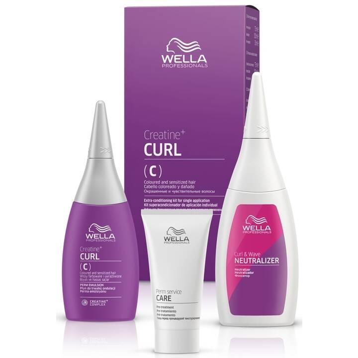 WELLA Creatine+ Curl C (Haarpflegeset)
