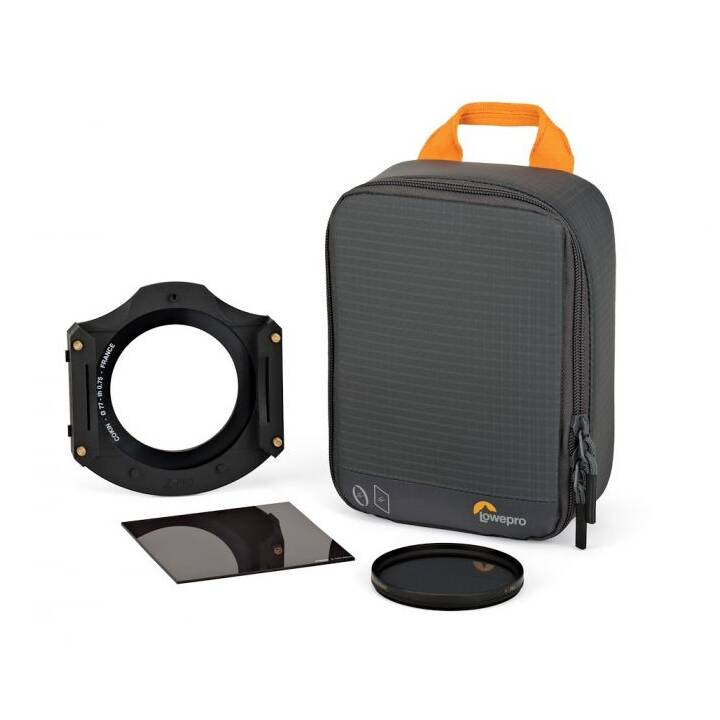 LOWEPRO LP37185 Kamerafilterhüllle Camera filter pouch Grau