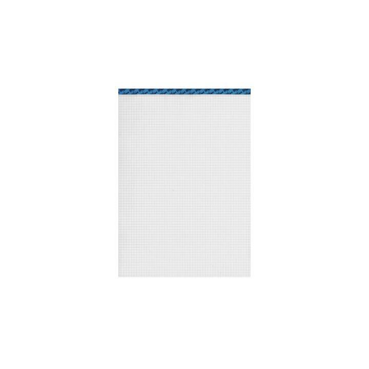 BÜROLINE A4 plaid bianco