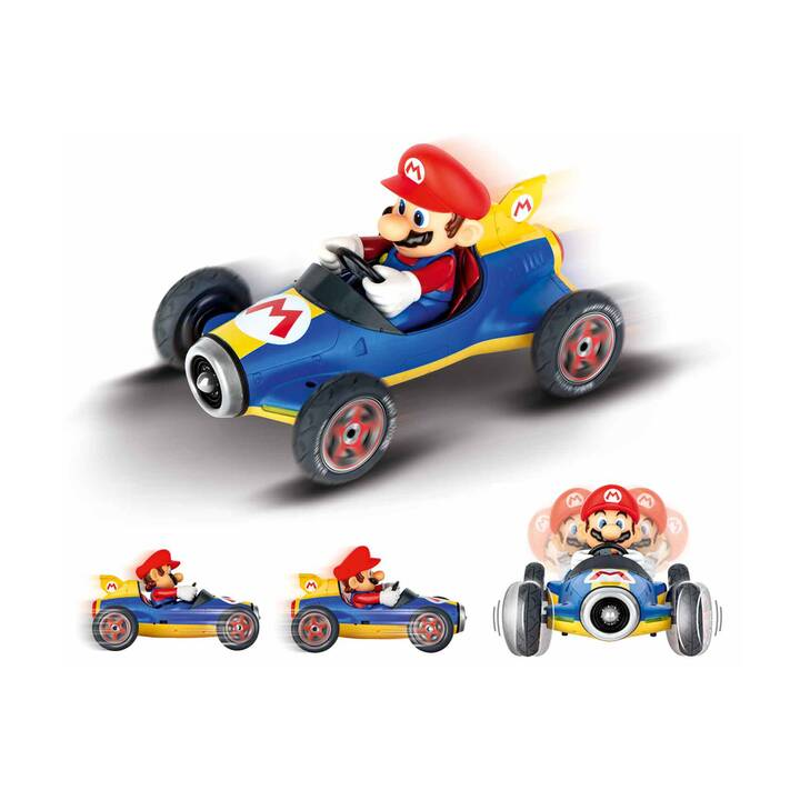 CARRERA RC Mario Kart Mach 8 1:18 Automobile