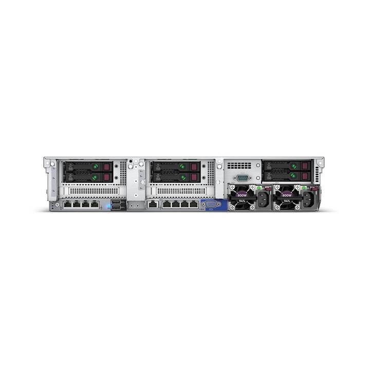 HP DL380 Gen10  (Intel Xeon Silver, 2.1 GHz)