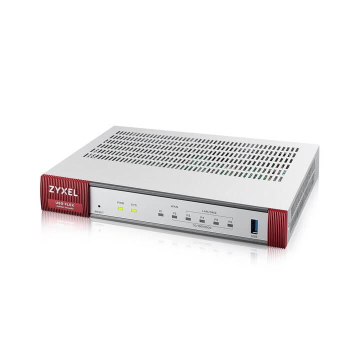 ZYXEL USG FLEX 100 (Business, Homeoffice, 900 Mbit/s)