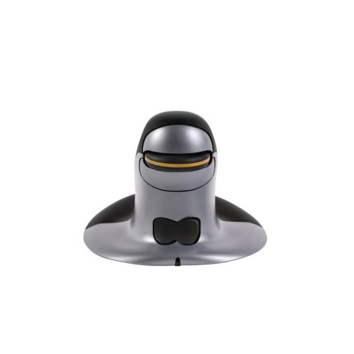 Sfiorisce il mouse ergonomico pinguino S senza fili