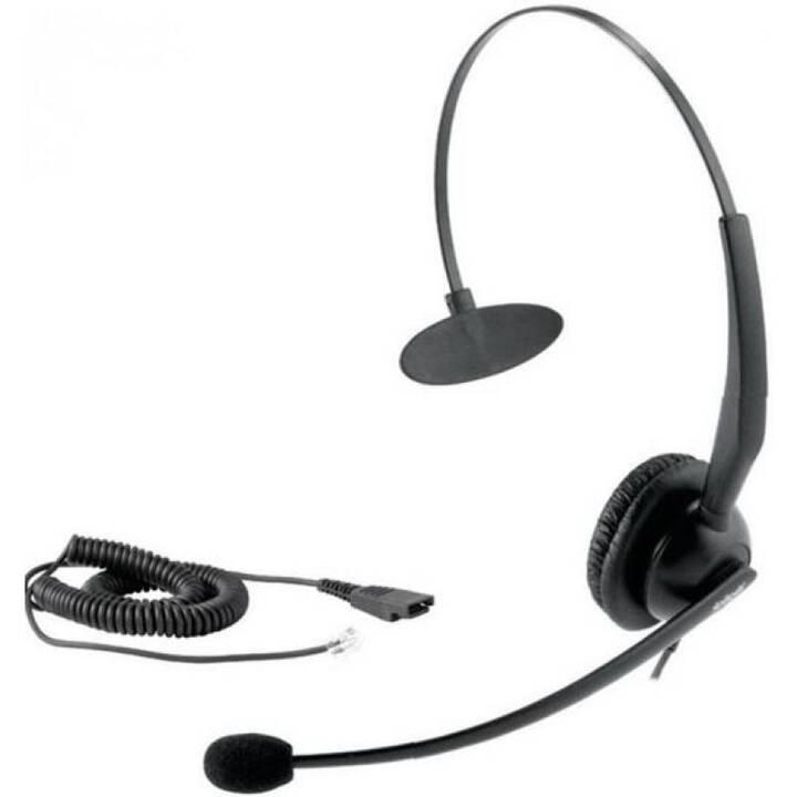 YEALINK YHS33 (On-Ear, Noir)