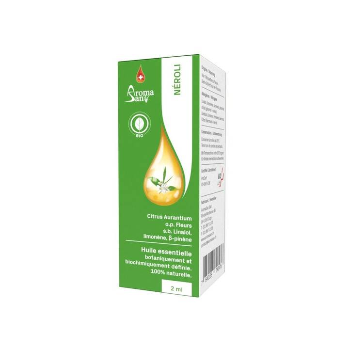 AROMASAN Huile essentielle (Orange, Néroli, 2 ml)