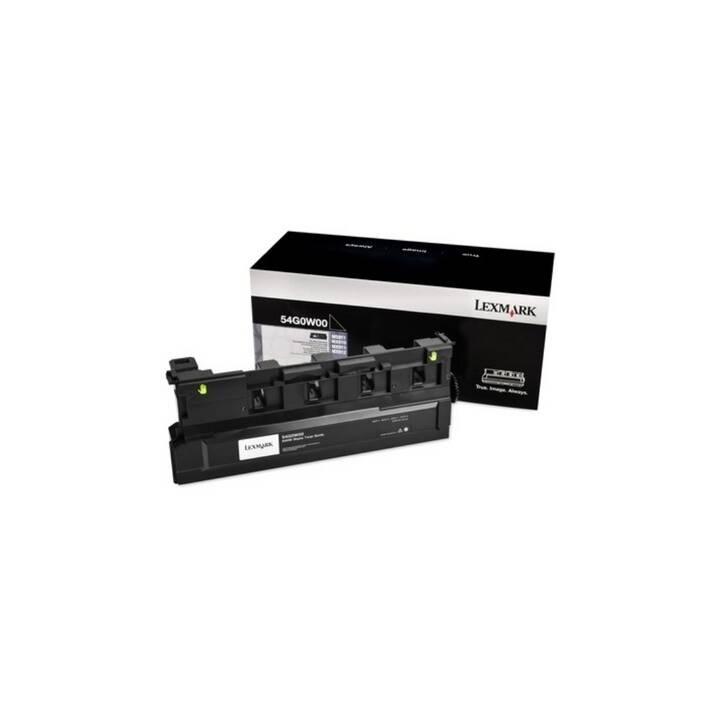 LEXMARK 54G0W00 Tonerauffangbehälter (Schwarz)