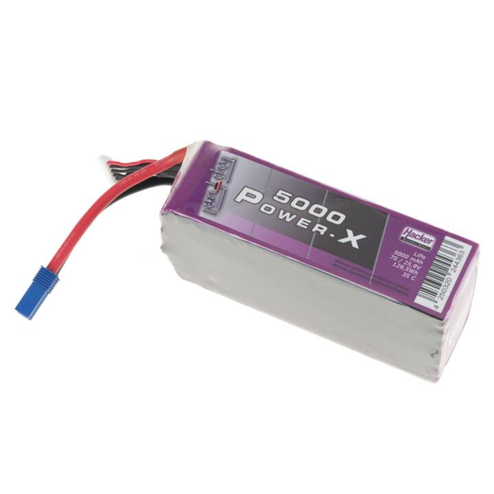 HACKER TopFuel Power-X 5000mAh